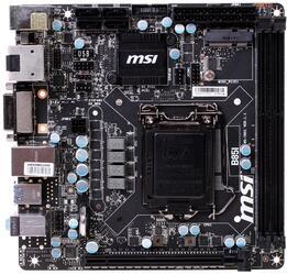 Материнская плата MSI B85I