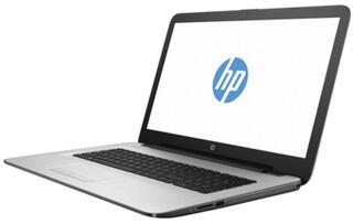 "17.3"" Ноутбук HP Notebook 17-y020ur серебристый"