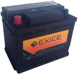 Автомобильный аккумулятор EXICE EN800