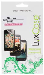 "5""  Пленка защитная для смартфона Ginzzu S5050"