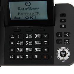 Телефон беспроводной (DECT) Panasonic KX-TGF310RUM