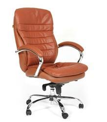 Кресло руководителя CHAIRMAN 795 коричневый