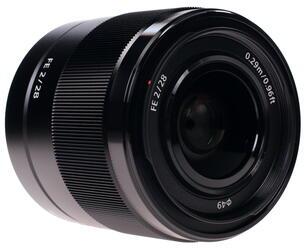 Объектив Sony FE 28mm F2.0