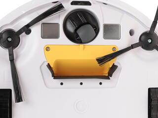 Пылесос-робот Kitfort KT-518 белый
