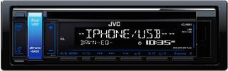 Автопроигрыватель JVC KD-R681