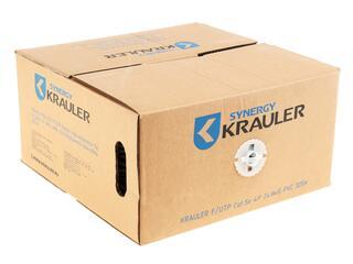 Витая пара KRAULER  F/UTP  cat.5e  4P  24AWG  PVC