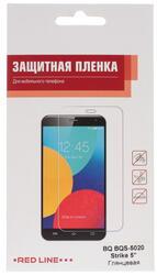 """5""""  Пленка защитная для смартфона bright & quick Strike"""