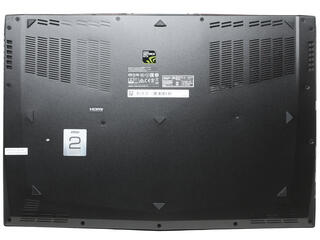 "17.3"" Ноутбук MSI GS73VR 6RF-037RU черный"