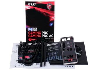 Материнская плата MSI B150I GAMING PRO AC