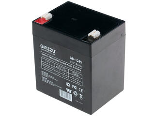 Аккумуляторная батарея для ИБП GINZZU 12V 4,5Ah