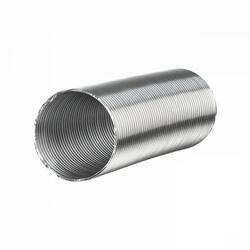 Воздуховод Ду 150*3,0 м алюмин.