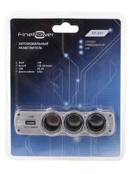 Разветвитель автоприкуривателя FinePower FP-301