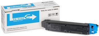 Картридж лазерный Kyocera TK-5150C