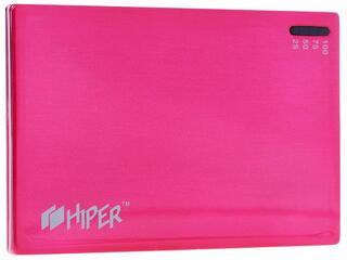 Портативный аккумулятор HIPER Power Bank SLIM2000 розовый