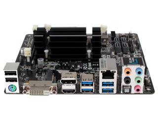 Материнская плата ASRock J3160-ITX