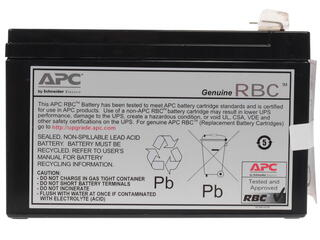Аккумуляторная батарея для ИБП APC RBC17