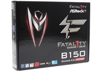 Материнская плата ASRock B150 Fatal1ty GAMING K4/Hyper
