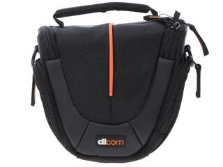 Треугольная сумка-кобура Dicom UM 2991 черный