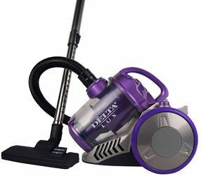 Пылесос DELTA LUX DL-0823P фиолетовый