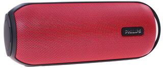 Портативная колонка Philips BT6000R красный