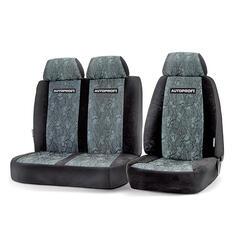 Чехлы на сиденье AUTOPROFI GAZ-002 черный