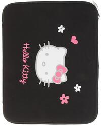 "15.6"" Чехол Port Designs PRT-HKNE15BL Hello Kitty Skin Black Flowers"