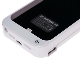 Чехол-батарея iBattery-12 белый