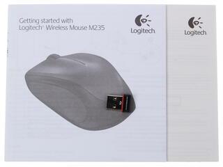 Мышь беспроводная Logitech M235
