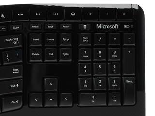 Клавиатура+мышь Microsoft Wireless Comfort Desktop 5000 (CSD-00017)