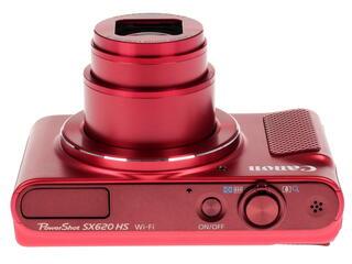 Компактная камера Canon PowerShot SX620 HS красный