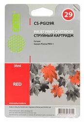 Картридж струйный Cactus CS-PGI29R