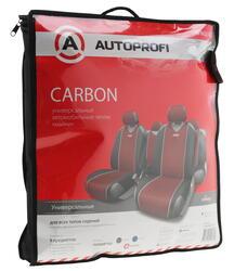 Авточехлы-майки AUTOPROFI CARBON CRB-802