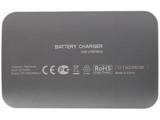 Портативный аккумулятор CANYON серый