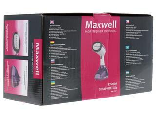 Отпариватель Maxwell MW-3712 W фиолетовый