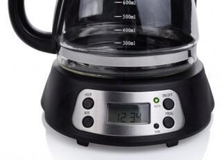 Кофеварка Tristar CM-1235 черный