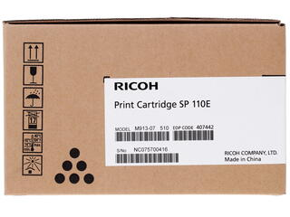 Картридж лазерный Ricoh (SP 110E)