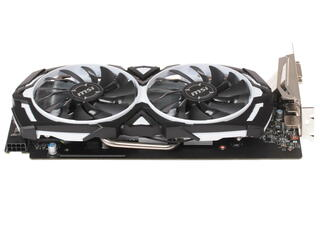 Видеокарта MSI GeForce GTX 1060 ARMOR OC [GTX 1060 ARMOR 6G OC]