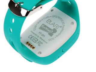 Детские часы-телефон Elari Fixitime-2 голубой
