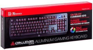 Клавиатура Tt eSPORTS Challenger EDGE