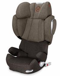 Детское автокресло Cybex Solution Q2-Fix Plus коричневый