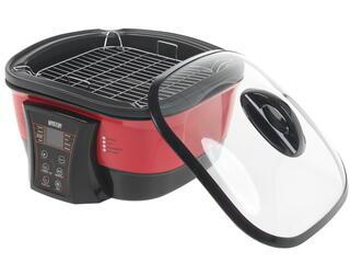 Мультиварка Mystery MCM-5015 белый, красный