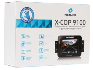 Видеорегистратор Neoline X-COP 9100