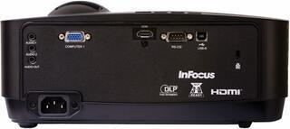 Проектор InFocus IN118HDxc черный