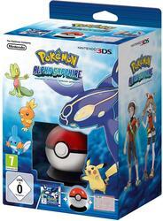 Игра для 3DS Pokémon Alpha Sapphire - Starter Pack