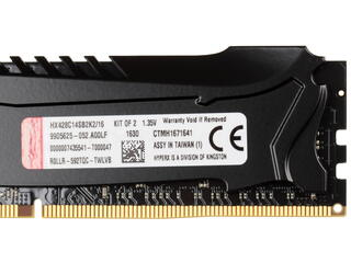 Оперативная память Kingston HyperX Savage [HX428C14SB2K2/16] 16 ГБ