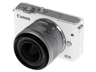 Камера со сменной оптикой Canon EOS M10 kit 15-45mm IS