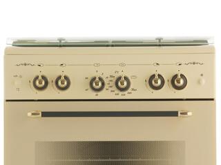 Газовая плита GEFEST 6100-02 0082 бежевый