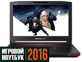 """15.6"""" Ноутбук Acer Predator 15 G9-592-52LP черный"""
