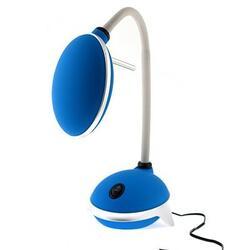 Настольный светильник Camelion KD-782 C13 голубой, серебристый