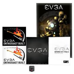 Видеокарта EVGA GeForce GTX TITAN X [12G-P4-2990-KR]